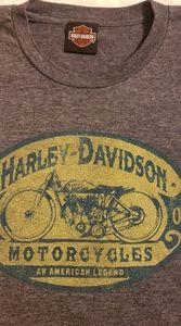 Harley-Davidson short sleeve Mens sz.large